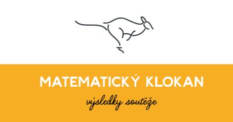 Matematický klokan - výsledky soutěže